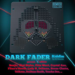 Various Artists - Dark Fader Riddim (German Edition) (2012)