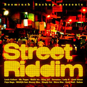 Various Artists - Street Riddim (2011)