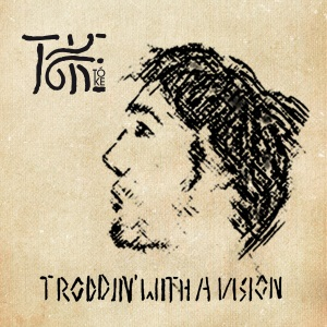Artwork - Troddin' with a vision -300