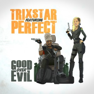 Cover Art - Good over Evil