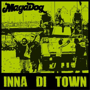 Cover Art - Inna die Town